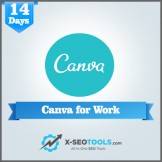 Canva for Work Trial Plan Valid for 14 Days [Private Login]